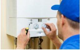 boiler cover repair